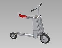 Scooter Plegable 2