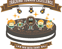 Tracking Toward Excellence