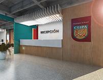 Diseño y finalizacion Universidad Ceipa. Empresa M.G