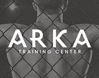Arka Training Center | Branding