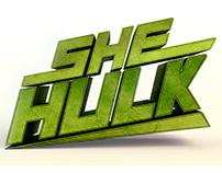 She Hulk - Rebranding