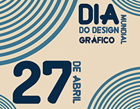 Dia Mundial do Design Gráfico - 2016
