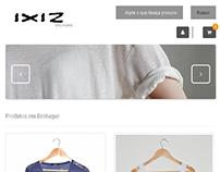 Malharia ixiz | E-commerce