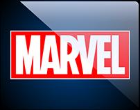 Marvel / Disney T-Shirts - Set 001