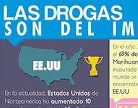 Infografia Drogas