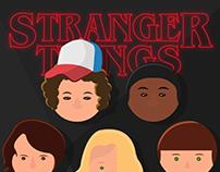 Stranger Things - Arte Digital