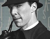 Poster SCULLP - Sherlock