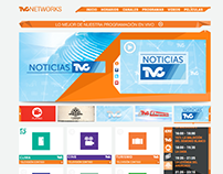 TVC Networks http://www.tvcnetworks.mx/