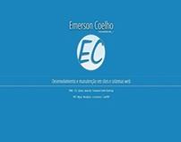 Site Pessoal - emerson.eti.br