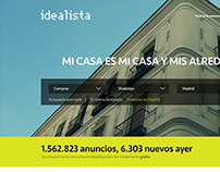 Restyling Idealista.com - Test realizado para Idealista