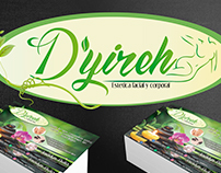 D'dyireh - Bussines Cards/Logo