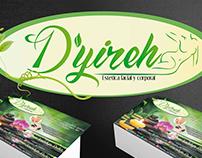 D'dyireh - Bussines Cards/Logo