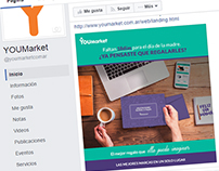 YOUMarket - Post Banner Design