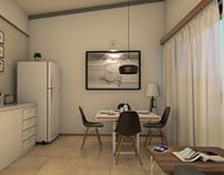 Freelance Visualización Arq. - Casa en Alajuela, CR.