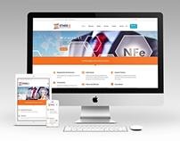 Institucional Site Redesign - EthosX