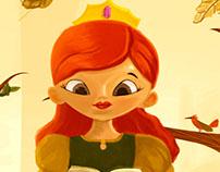 Princesa do livro