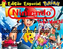 Nintendo World -Fictícia- Especial Pokémon X e Y