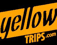 Produção de conteúdo para Redes Sociais - Yellow Trips