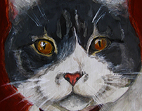 Cats and Dogs (Paintings)