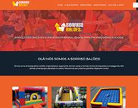 Site para Sorriso Balões