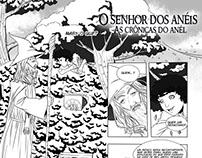 O senhor dos anéis- As crônicas do anél (portuguese)