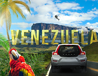 VENEZUELA (Photomanipulation)