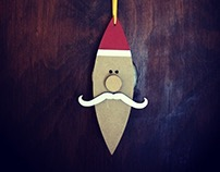 Productos decorativos navideños