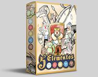 5 Elementos - Boardgame