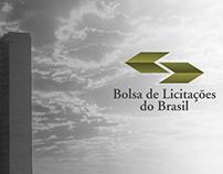 Redesign de Logo - Bolsa de Licitações do Brasil