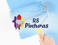 Logo Rs Pinturas