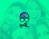 e4L - Education For Life | Logo