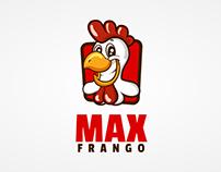 Identidade Visual Max Frango