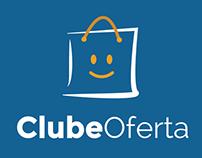 Logotipo: ClubeOferta | Plataforma de desconto online