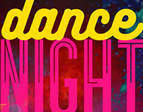 Póster: Dance Night Party