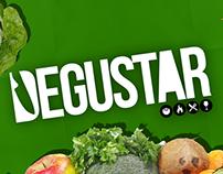 Degustar - TV Graphic Package