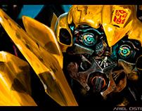"""Estudio """"transformers"""" bumblebee"""