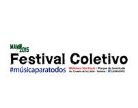 Festival Coletivo - música para todos -