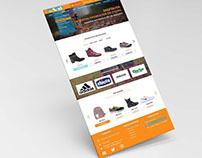 Propuestas de rediseño web para tienda Asai Zapateria