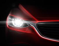 Mazda / Icono de Campaña
