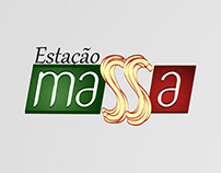 Logo Estação Massa