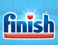 Finish | Lava louças | Brastemp