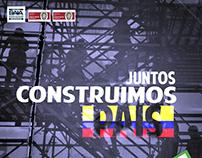 Diseño de pieza para Inkons Colombia
