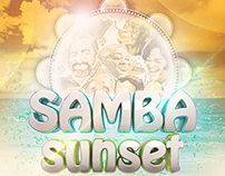 Art Work Samba Sunset