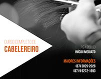 IEMM - Cartazes cursos | Publicity | Beauty