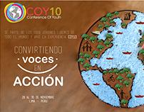 Convirtiendo Voces en Acción - COY10