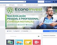 Capa Facebook Econoinvest