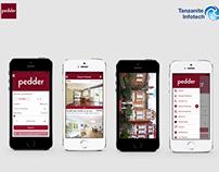 Pedder Property App