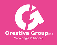 Logo Creativa Group H&B