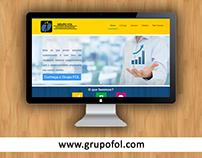 Desenvolvimento de Website - Grupo FOL