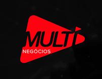 Website - Agência Multi Negócios